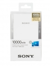 "POWER BANK 10000 mAh ""SONY"" (CP-V10a) White Batt Lithium-Polymer"