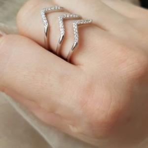แหวนเพชร cz (รอสินค้า)