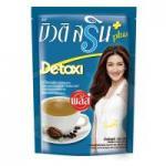 กาแฟ บิวติ สริน พลัส สูตร ดี-ทอกซี่ Detoxi 10 ซอง/ห่อ (น้ำหนัก12 กรัม/ซอง)