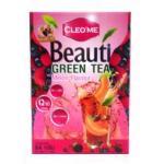 Beauti Green Tea Malon cleo ' me ชาเขียว บิวตี้ กลิ่มเมลอน ตราคลีโอมี่