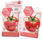 Smooto Tomato Collagen white Serum 1 กล่อง 6 ซอง