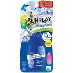 Sunplay Watery Cool SPF50+ PA+++ Water Resistant ซันเพลย์ เวอร์เตอร์รี่ คูล เอสพีเอฟ50 พีเอ +++ 35 กรัม