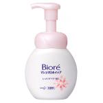 Biore Marshmallow Foaming Acne Care Pink บิโอเร มาร์ชเมลโล โฟมมิ่ง แอคเน่ แคร์ พิงค์ 150 กรัม