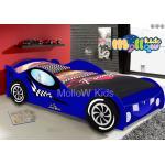 เตียงรถสปอร์ต เตียงเด็ก รุ่น Cool Kid Sport car สีน้ำเงิน