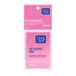 Clean & Clear Oil Control Film (Scented) คลีน แอนด์ เคลียร์ ออยล์ คอนโทรล ฟิล์ม (Scented) 50 แผ่น