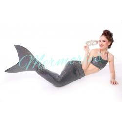 Black huntsman Glitter Mermaid Tail (ไม่รวมเสื้อ )