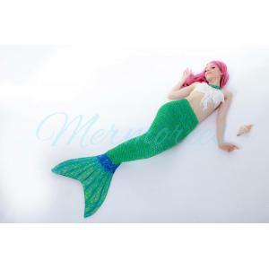 Emerald Green Mermaid Tail ( ไม่รวมเสื้อ )