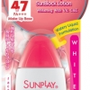 Sunplay Powdery White Sunblock Lotion SPF47 PA+++ ซันเพลย์ พาวเดอรี่ ไวท์ ซันบล็อค โลชั่น เอสพีเอฟ47 พีเอ+++ 35 กรัม