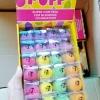 **พร้อมส่ง*W7 Power Puff Face Blender Sponge พัฟฟองน้ำรูปใข่ มาในสีสันสดใสน่าใช้มากๆ คุณภาพไม่แพ้ใคร ,