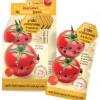 Smooto Tomato Collagen White & Smooth Mask สมูทโตะ โทเมโท คอลลาเจน ไวท์ แอนด์ สมูท มาส์ค 1 กล่อง (6 ซอง)