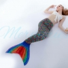 Rainbow Scale Mermaid Tail (ไม่รวมเสื้อ )