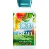 **พร้อมส่ง**Bath & Body Works Sonoma Weekend Escape Shea & Vitamin E Body Lotion 236 ml. โลชั่นบำรุงผิวสุดพิเศษ กลิ่นหอมสดชื่นของลูกพีชและเปลือกไม้โอ๊ค กลิ่นนุ่มๆ อ่อนๆ โทนผลไม้คะ ,