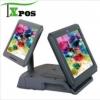 2screen pos system/pos system/dual screen pos system