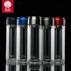 Pre-Order กระบอกน้ำสุญญากาศ กระติกน้ำร้อน กระติกน้ำเย็น แก้วน้ำคริสตัลพิเศษ 2 ชั้น แบบมีหูหิ้ว ขนาดบรรจุ 265 มล. มี 5 สี สีเงิน สีเทา สีดำ สีแดง สีน้ำเงิน