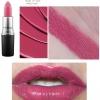**พร้อมส่ง**MAC Amplified Lipstick #Craving สีชมพูอมม่วงพลัม ลิปสติกเนื้อครีมเข้มข้นสีชัดเจน มีเกร็ดประกายโดดเด่น สัมผัสถึงสีสันที่ชัดเจน กับลิปสติกเนื้อครีมเข้มข้น นุ่มลื่นทาง่าย สร้างสรรค์ริมฝีปากให้โดดเด่น ดูสดใสพร้อมความคงทน มอบความชุ่มชื่น เติมเต็มร่