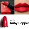 **พร้อมส่ง**Shiseido Rouge Rouge Lipstick 2.5g. #RD501 Ruby Copper ขนาดพกพา พร้อมกล่อง ลิปสติกคอลเลคชั่นใหม่จาก Shiseido เนื้อลิปเข้มข้น ผสานความมันวาวและมอบความชุ่มชื้นให้ริมฝีปากของคุณได้อย่างลงตัว มีส่วนผสมของออยล์ที่ช่วยล็อคความชุ่มชื้น เผยริมฝีปากอวบ