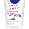 NIVEA EXTRA WHITE MAKE UP CLEAR FOAM นีเวีย เอ็กซ์ตร้า ไวท์ เมคอัพ เคลียร์ โฟม
