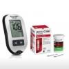 การติดตามผลการรักษาเบาหวานด้วยตนเอง โดยใช้เครื่องตรวจน้ำตาลในเลือดชนิดพกพา