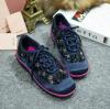 รองเท้า MIUMIU Sneakers Hi-End Grade (สีกรม)