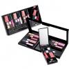 Victoria's Secret Glam And Go Portable Makeup Palettes เซ็ทพาเลทแต่งหน้า 4 เซ็ท 4 โทนสี ที่ให้คุณเลือกใช้ได้หลากหลายไม่ซ้ำ มาพร้อมเคสที่สามารถเลือกหยิบใส่พาเลทโทนสีที่ต้องการพกพาออกไปใช้ได้อย่างสะดวกค่ะ ,