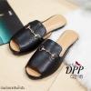 รองเท้า Gucci Slipper (สีดำ)