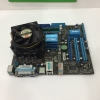 ASUS P5G41T-M LX + Core2 E7500 + พัดลม + ฝาหลัง