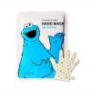 **พร้อมส่ง**It's Skin X Sesame Street Hand Mask Special Edition มาส์กมือ มาในรูปแบบถุงมือสำเร็จรูป ทิ้งไว้แค่ 15-20 นาที มือนุ่มเล๊ยยย ,