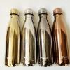 (พรีออเดอร์) กระบอกน้ำสุญญากาศสแตนเลส ผิวเมทัลลิกสี่สี สีทอง สีไททาเนี่ยม สีทองคำขาว สีทองเข้ม