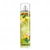 **พร้อมส่ง**Bath & Body Works Sparkling Limoncello Fine Fragrance Mist 236 ml. สเปร์ยน้ำหอมที่ให้กลิ่นติดกายตลอดวัน กลิ่นหอมเย็นสดชื่น ของมิ้นท์มะนาว ที่ตัดความเปรี้ยวให้หอมนุ่มพอดีกับกลิ่นมัคส์ เป็นการผสมผสานที่ลงตัวสุดๆ ใครชอบแนวหอมโทนผลไม้เย็นๆต้อง ,