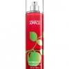 **พร้อมส่ง**Bath & Body Works Country Apple Fine Fragrance Mist 236 ml. สเปร์ยน้ำหอมที่ให้กลิ่นติดกายตลอดวัน จากกลิ่นดั่งเดิมรุ่นคลาสสิคที่ได้รับความนิยม กลิ่นนี้จะหอมแอปเปิ้ลผสมกลิ่นโยเกิร์ต กลิ่นคล้ายซูกัสเม็ดสีเขียว หอมหวานซ่อนเปรี้ยว น่ารักซนๆ และให้ค