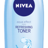นีเวีย NIVEA AQUA EFFECT REFRESHING TONER 200 ml.
