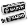 *พร้อมส่ง*MARVIS Amarelli Licorice Toothpaste 75ml. (หลอดสีดำ) ยาสีฟันชั้นเลิศจากอิตาลี สูตรหอมสดชื่น หอมหวานจากลูกอม Amarelli การร่วมมือกับ Amarelli ผู้ผลิตลูกอมระดับโลกที่มีประวัติอย่างยาวนาน พร้อมรสชาติหวานปนขมนิดๆ ตามฉบับของ Amarelli ซึ่งจะทำให้เพลิดเ