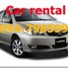 Car rental Toyoto Vios 1.5 รถเช่าขับเองรายวัน