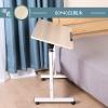 Pre-order โต๊ะทำงานปรับระดับ โต๊ะวางคอมพิวเตอร์ โต๊ะวางแล็ปท้อป แบบปรับได้ทั้งความสูงและองศามุมมอง สีเมเปิ้ลขาว