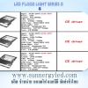 LED flood light STC-QF-FLD80W