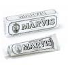 *พร้อมส่ง*MARVIS Whitening Mint Toothpaste 75ml. (หลอดสีเงิน/ขาว) ยาสีฟันชั้นเลิศจากอิตาลี สูตรฟันขาว สัมผัสความสดชื่นที่ยาวนานขึ้นจากกลิ่นมิ้นต์ ยาสีฟันระดับพรีเมี่ยม จากประเทศอิตาลี มอบลมหายใจที่หอม สดชื่น ลดกลิ่นไม่พึงประสงค์ ลดการสะสมของแบคทีเรียในช่