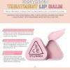 *พร้อมส่ง*3CE x Barbapapa Tinted Treatment Lip Balm ลิปบาล์มเปลี่ยนสีเป็นสีชมพูอ่อนใสน่ารักเป็นธรรมชาติ เนื้อนุ่มบำรุงผิวปากให้เนียนนุ่มชุ่มชื่น ขนาดเล็กกะทัดรัด มาในแพคเกจลิมิเต็ดบาบ้าปาป้า สีชมพูน่าสะสม ,