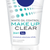 นีเวีย NIVEA WHITE OIL CONTROL MAKE UP CLEAR FOAM 100 มล.