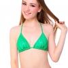 Ariel Green Glitter แบบ Bra + Bikini
