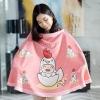 ผ้าคลุมให้นม ลาย Kook Kai - Pink