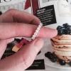 แหวนเพชร cz AAA+ 3 mm 0.1ct