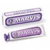 *พร้อมส่ง*MARVIS Jasmin Mint Toothpaste 75ml. (หลอดสีม่วง) ยาสีฟันชั้นเลิศจากอิตาลี สูตรหอมสดชื่น หอมหวานของกลิ่นมะลิและมิ้นท์ การผสมผสานที่น่าทึ่งระหว่างความหอมหวานแบบฉบับดอกมะลิและความหอมสดชื่นของมิ้นต์ มอบลมหายใจที่หอม สดชื่น ลดกลิ่นไม่พึงประสงค์ ลดการ
