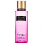 **พร้อมส่ง**Victoria's Secret Fantasies Romantic Fragrance Mist 250 ml. *แพคเกจใหม่ 2016* สเปร์ยน้ำหอม ให้ความหอมรัญจวนใจ กลิ่นติดทนนาน 7-12 ชั่วโมง กลิ่นหอมหวาน สไตล์น้ำหอมผู้หญิง ,