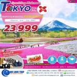 NRT 19 SPARKLING PINKMOSS TOKYO 5D3N BY XJ (พฤษภาคม - มิถุนายน 2561)