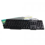 USB Keyboard LOGITECH (K120) Black