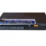 Nano เครื่องเล่น DVD&USB รุ่น ND-817 (สีดำ)