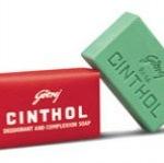 Cinthol สบู่ซินทอลสูตรดั้งเดิม 100 กรัม
