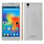 Elephone G7 จอ 5.5 นิ้ว CPU MTK6592m กล้องหน้า 8MP หลัง 13MP สีทอง