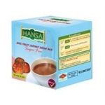 Bael-fruit instant drink mix Hunsa - หรรษา มะตูมผงชงละลาย สูตรชูการฟรี