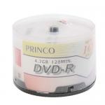 "DVD-R ""PRINCO"" 16X (50/Box)"